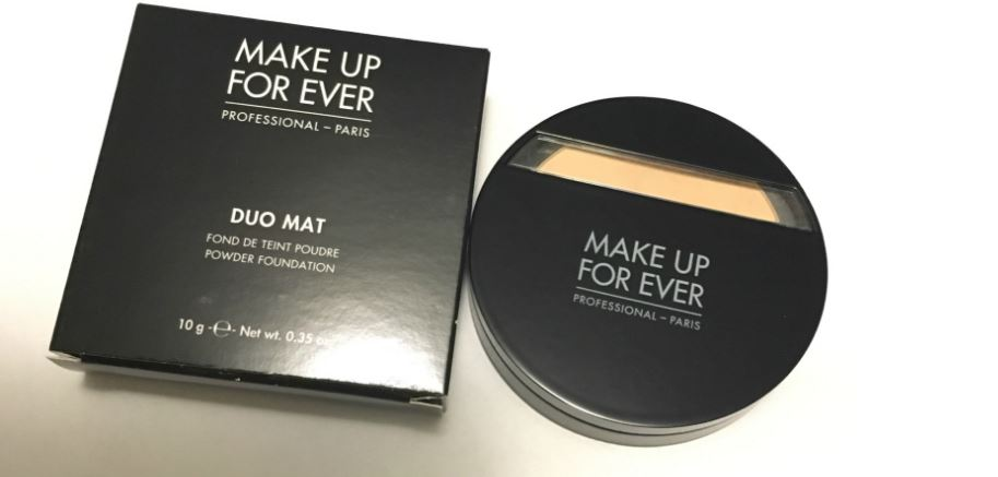 Makeup forever duo mat powder foundation Top 10 Best Selling Powder Foundations