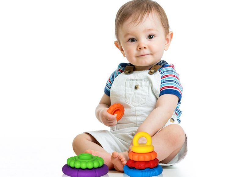 Montessori Stackable Teething rings Top Popular Selling Baby Teethers for Your Baby 2019