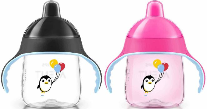 Philips Avent my comfortable Sippy cups Top Popular Selling BPA Free Sippy Cups 2019