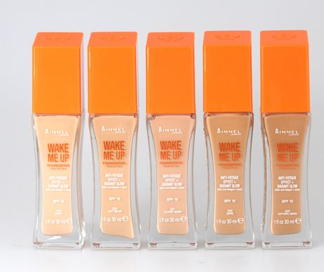 Rimmel Wake Me Up Foundation Top 10 Best Selling Liquid Foundations