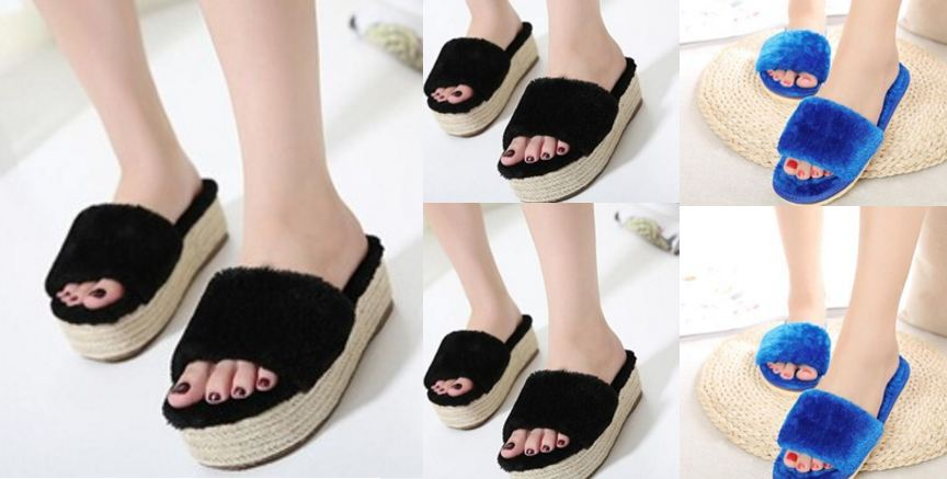 Shoespie home casual winter slippers