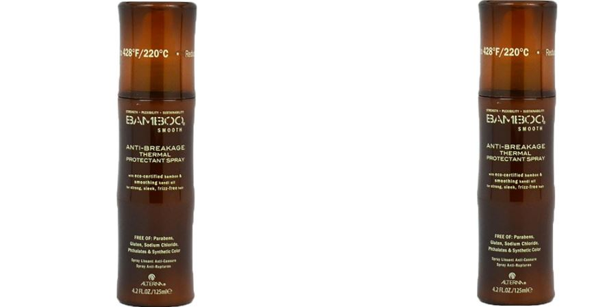 Alterna Haircare Bamboo Smooth Anti-Breakage Thermal Protectant Top 10 Best Selling Heat Protection Sprays of 2017