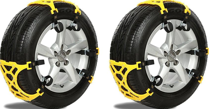 Anti-Snow Chains of SUV Chain Tire