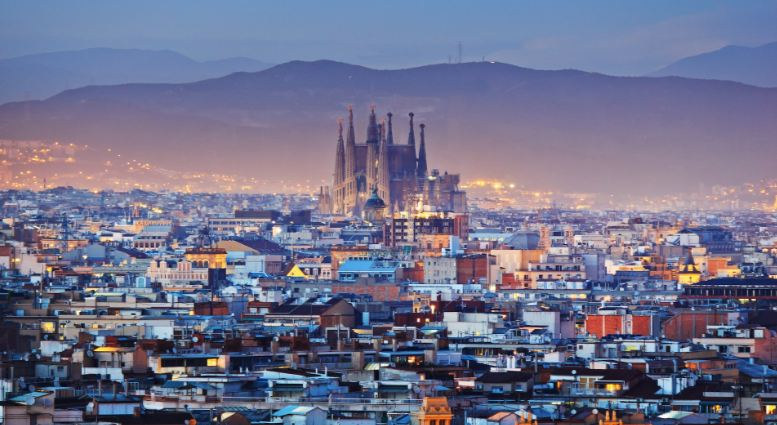 Barcelona Top Most Amazing Places to Visit in Europe 2017