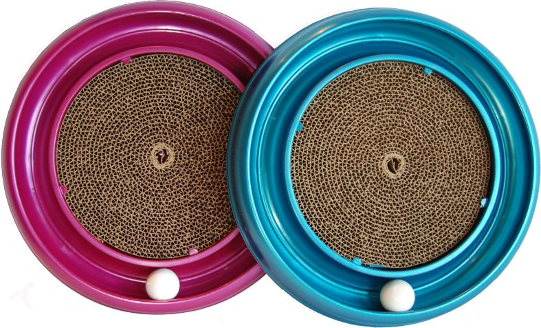 Bergan Turbo Scratcher cat toy Top 10 Best Selling Cat Toys 2017