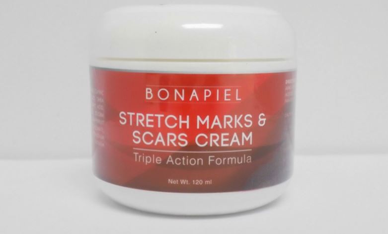 Bonapiel stretch mark and scar cream Top Most Popular Selling Stretch Mark Removal Creams 2018