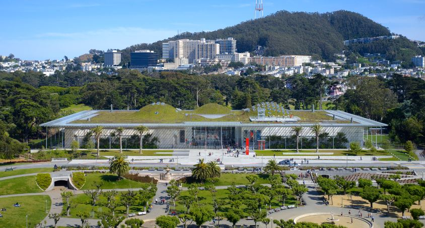 California Academy of sciences Top Most Famous Tourist Attractions in San Francisco 2018