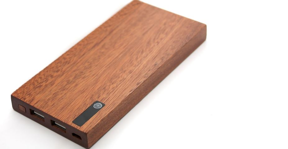 Carved Wood Power Bank Battery Top 10 Best Selling External Battery Packs in 2017