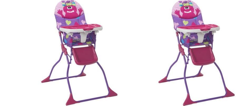 Cosco simple fold deluxe high chair Top 10 Best Selling Baby High Chairs 2017