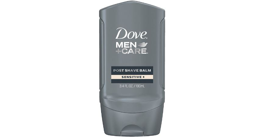 Dove Men+ Care Post- Shave Balm Top Famous Men's Aftershave Balms and Lotions 2019