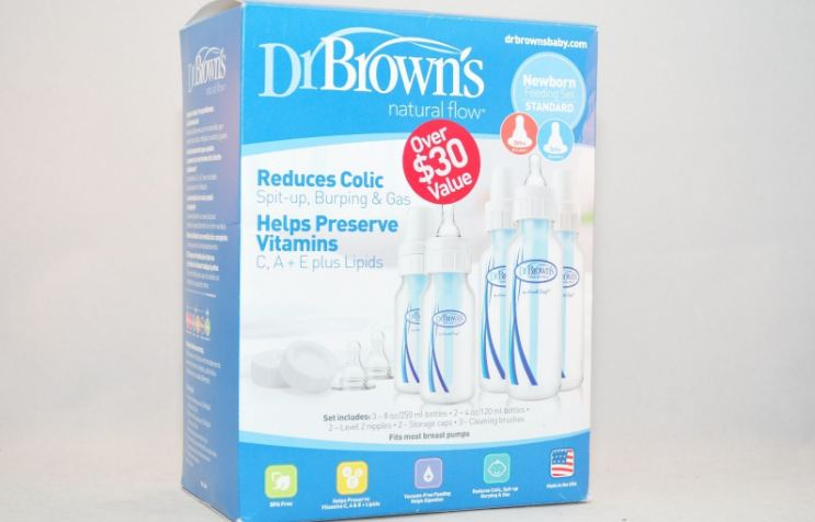 Dr. brown's BPA Natural Flow Top Most Selling Baby Product Reviews 2017