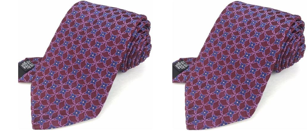 Elegant Business Tie Burgundy-Purple Top 10 Best Selling Ties for Men 2017