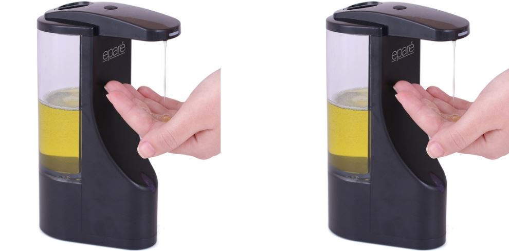 Epare Automatic Soap Dispenser Top Most Famous Selling Automatic Hand Soap Dispensers 2018