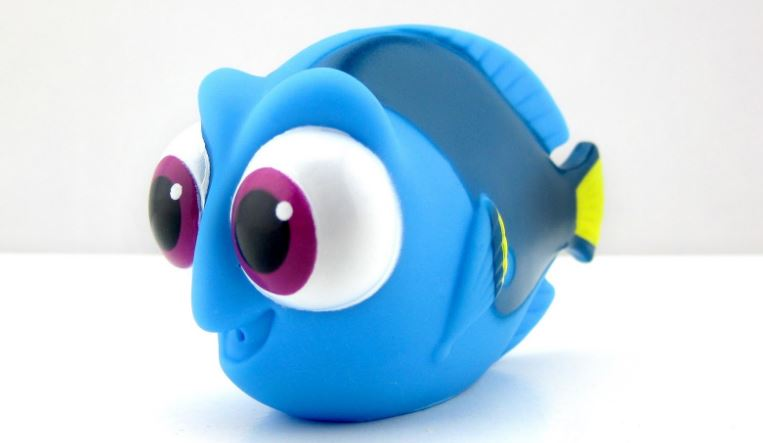 Finding Dory Water Squirters Top Famous Selling Baby Bath Toys 2019