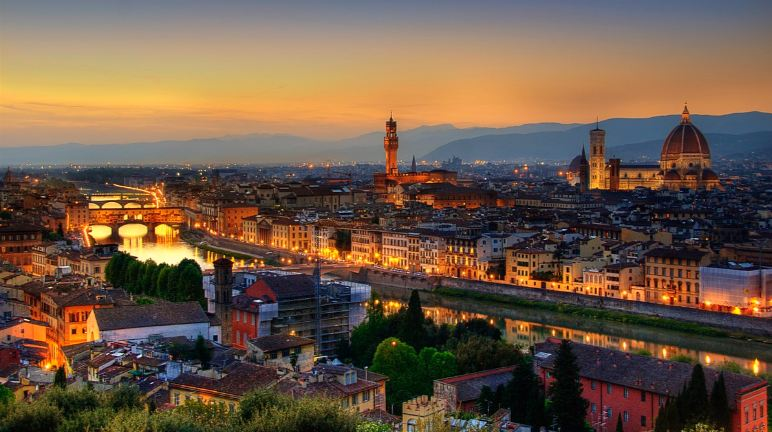 Florence Top Popular Amazing Places to Visit in Europe 2018