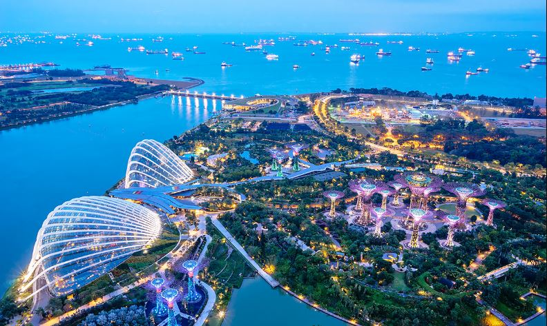 Gardens by the Bay Top Most Popular Places to Visit in Singapore 2018