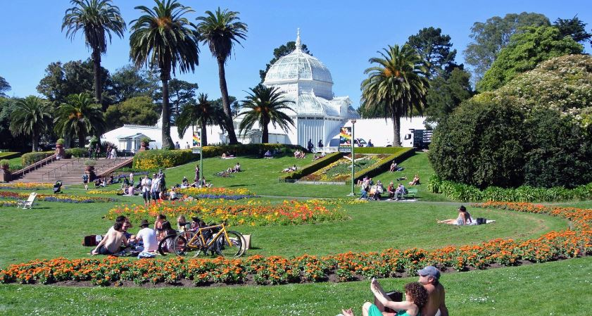 Golden Gate Park Top Popular Tourist Attractions in San Francisco 2019