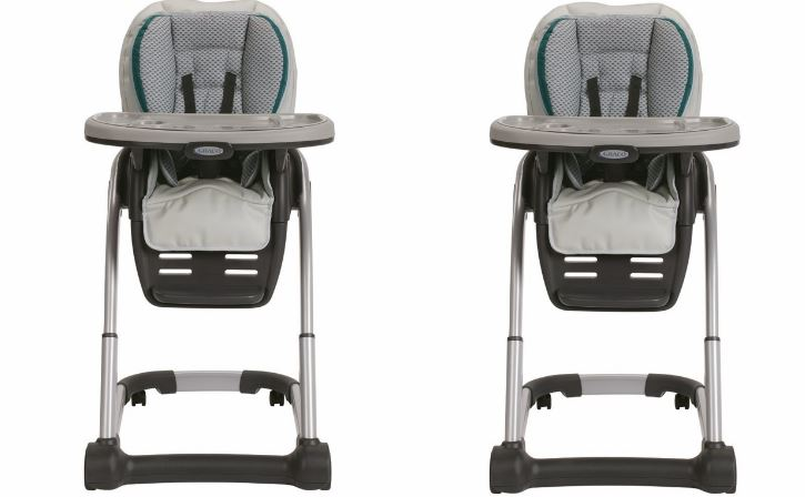 Graco Blossom 4 in 1 convertible high chair Top Popular Selling Baby High Chairs 2019