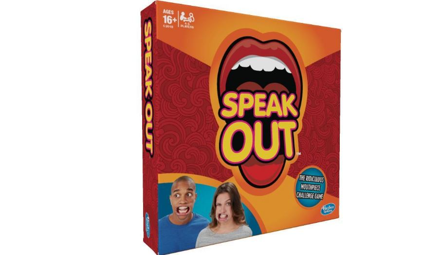 Hasbro Speak out Game Top 10 Best Selling Kids Toys and Games in