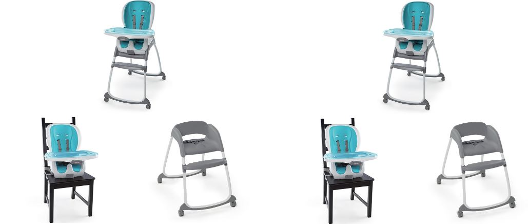 Ingenuity Smart clean three in one high chair