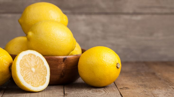 Lemon Top 10 Best Fruits for Weight Loss in