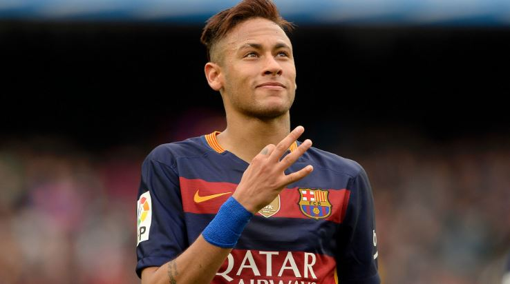 Neymar Top Famous Richest Footballers in The World 2019