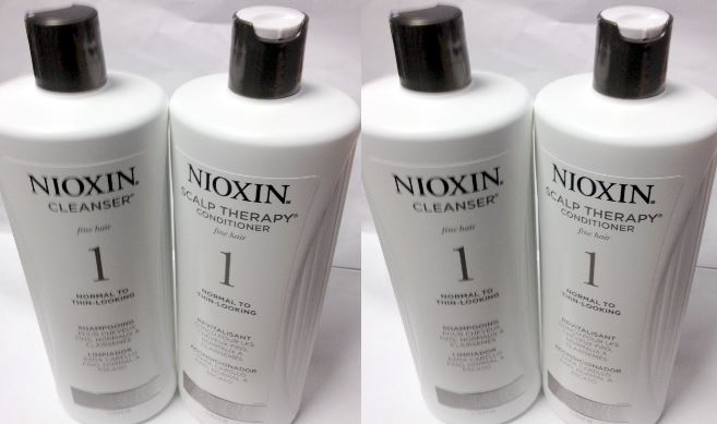 Nioxin system one cleanser and scalp therapy duo set Top 10 Best Selling Scalp Treatment Products