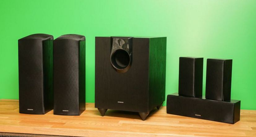 Onkyo SKS-HT594 Top Most Selling 5.1 Speaker Systems For Home Theater 2017