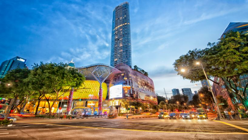 Orchard Road Top 10 Places to Visit in Singapore