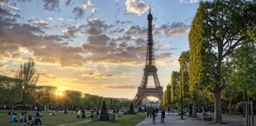 Paris Top Famous Amazing Places to Visit in Europe 2019
