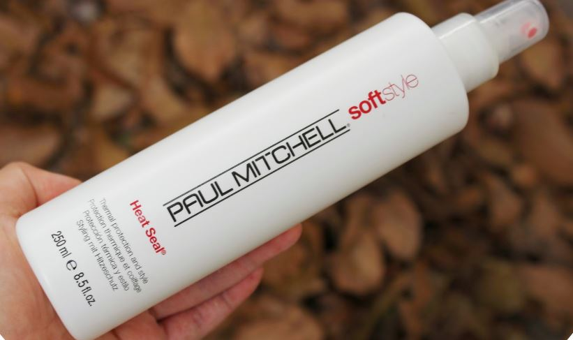 Paul Mitchell Heat Seal Top Famous Selling Heat Protection Sprays of 2019