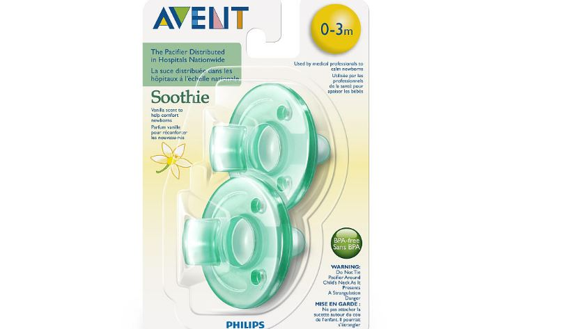 Philips Avent soothie pacifier Top Popular Selling Baby Pacifiers of 2019