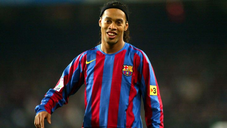Ronaldinho Top 10 Richest Footballers in The World
