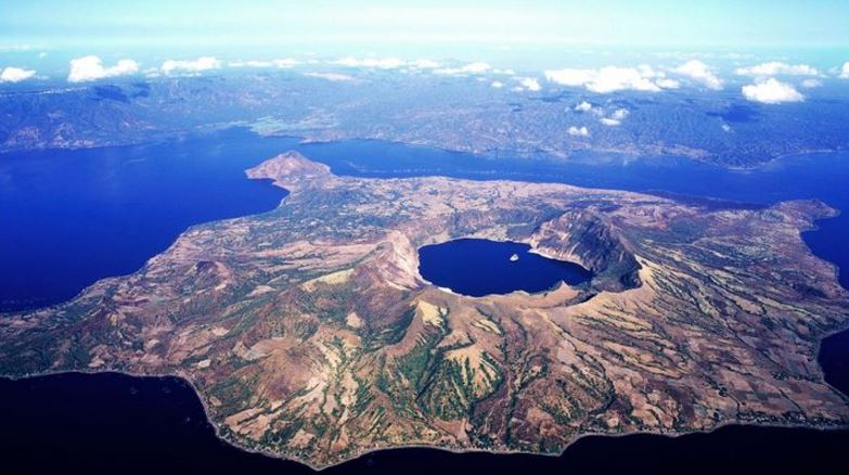 Most Beautiful Crater Lakes