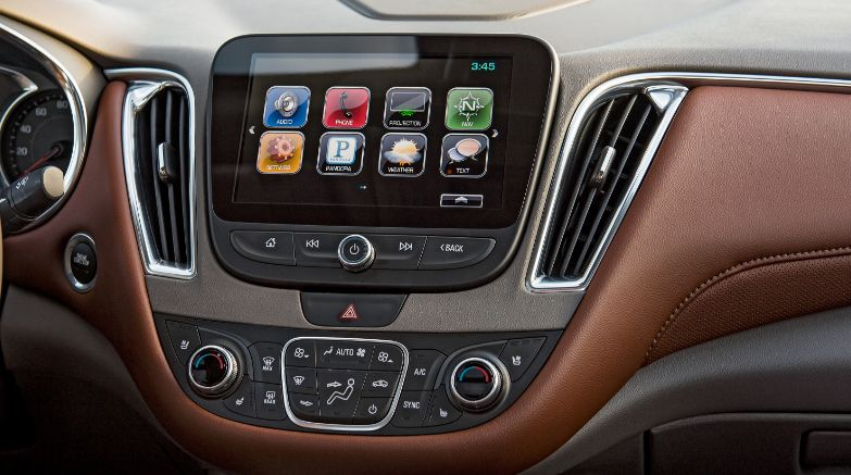 2016 Chevrolet Malibu Top Most Selling Navigation Systems 2017