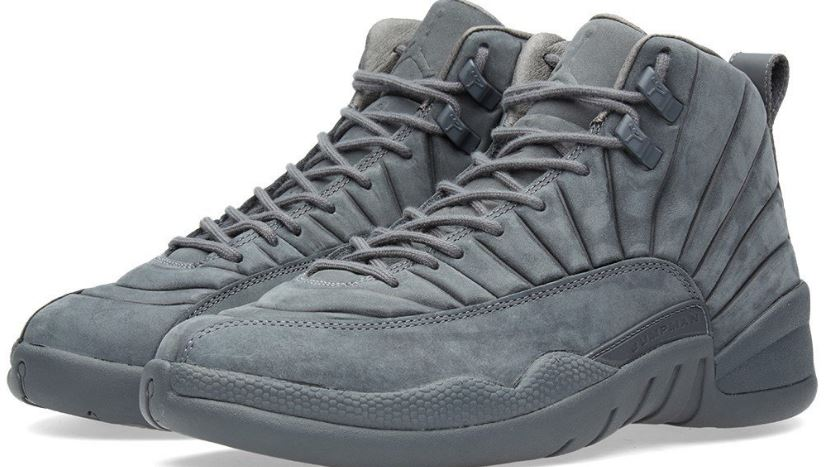 Air Jordan 12 Retro- 11.5 PSNY- 130690 003 Top Famous Selling Air Jordan Releases 2019