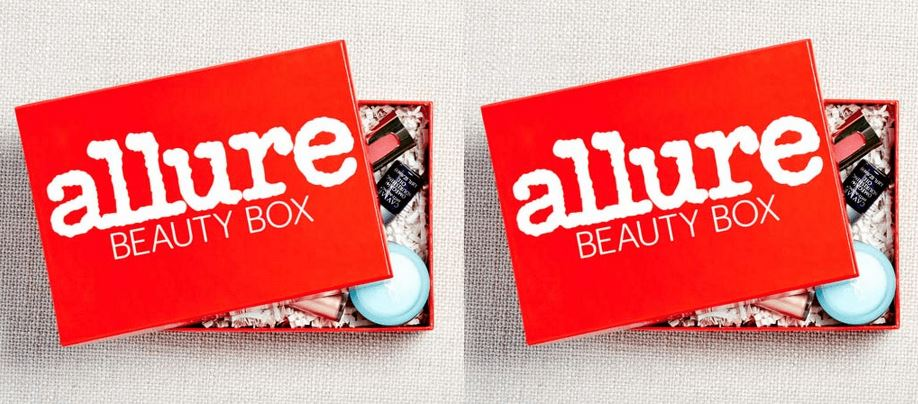 Allure beauty box Top 10 Best Selling Beauty Subscription Boxes and Monthly Make Up Boxes of 2017