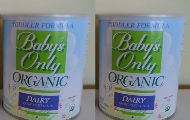 Baby's only organic dairy formula Top 10 Best Selling Baby Formulas 2017