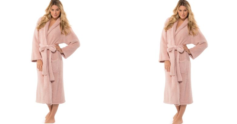 Barefoot Dreams CozyChic Adult Robe Top Best Selling Bath Robes For Women 2017