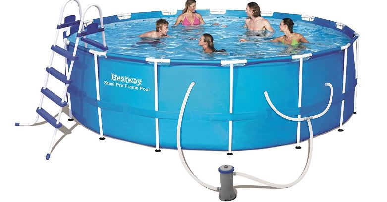 Bestway 56440E Steel Pro Top 10 Best Selling Above Ground Swimming Pools 2017