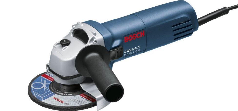 Bosch 1375A 4-1-2 inch angle grinder Top Best Selling Angle Grinders 2017