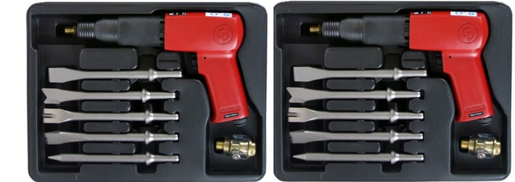 Chicago Pneumatic CP7150K air hammers kit Top Most Popular Selling Air Hammers 2018
