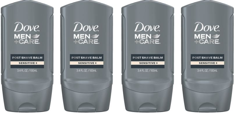 Dove Men+ Care Post Shave Balm Top Most Selling Aftershave Balms 2017