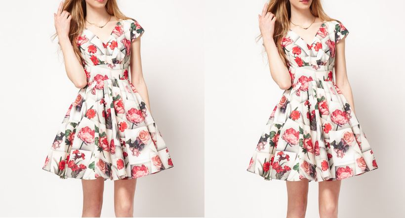 Floral Dresses Top Popular Selling 90s Fashion Trends in 2019