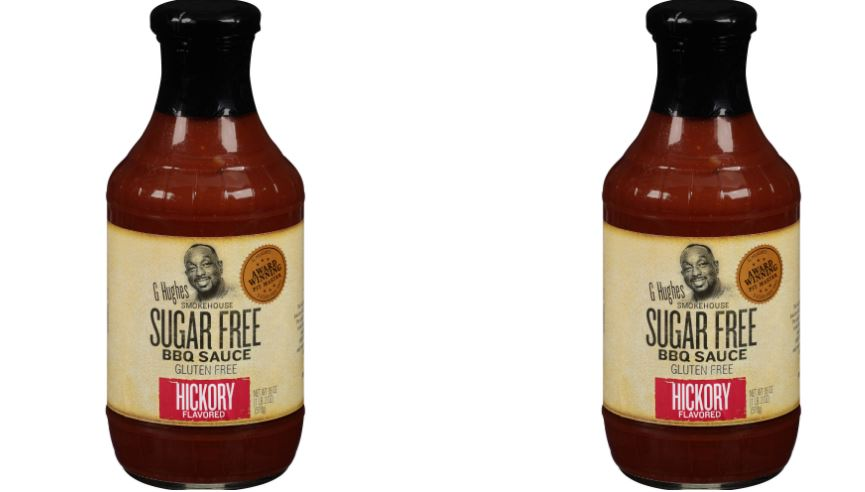G Hughes Smokehouse BBQ Sauce Top Best Selling Barbecue Sauce of 2017