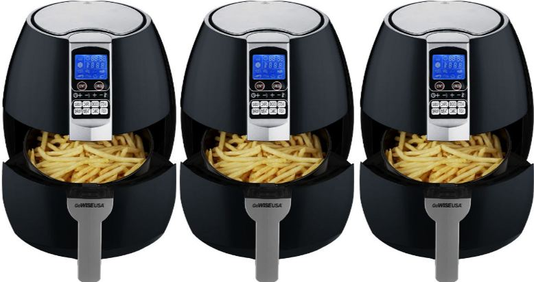 Best air fryer for 2017 2018 10 top sellers brands reviews for Gowise usa