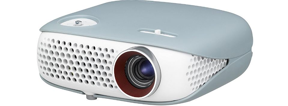 LG compact pebble design smart minibeam projector PW8OO Top Popular Selling 3D Home Theater Projectors 2019