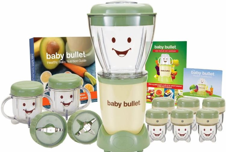 Magic bullet baby care system Top Famous Selling Baby Food Makers And Processors 2019