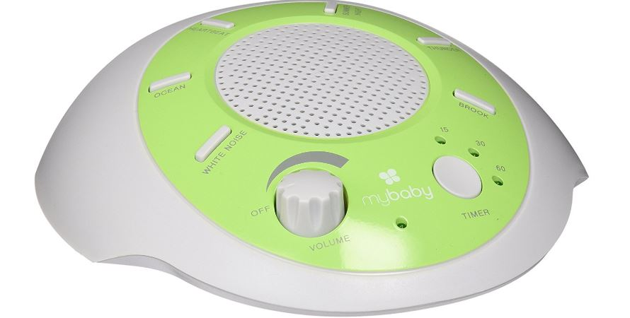 MyBaby SoundSpa Portable Top Popular Selling Baby Sound Machine 2019