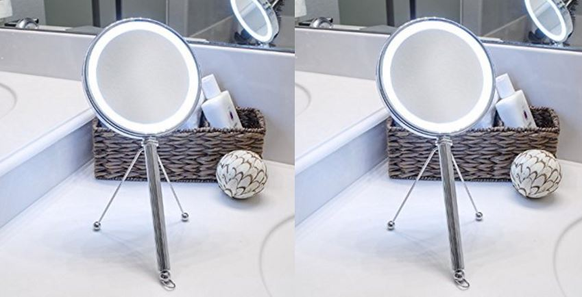 Pure Enrichment Lighted Mirror Top 10 Best Selling Lighted Makeup Mirrors